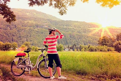 E-Bike Projektgebiet