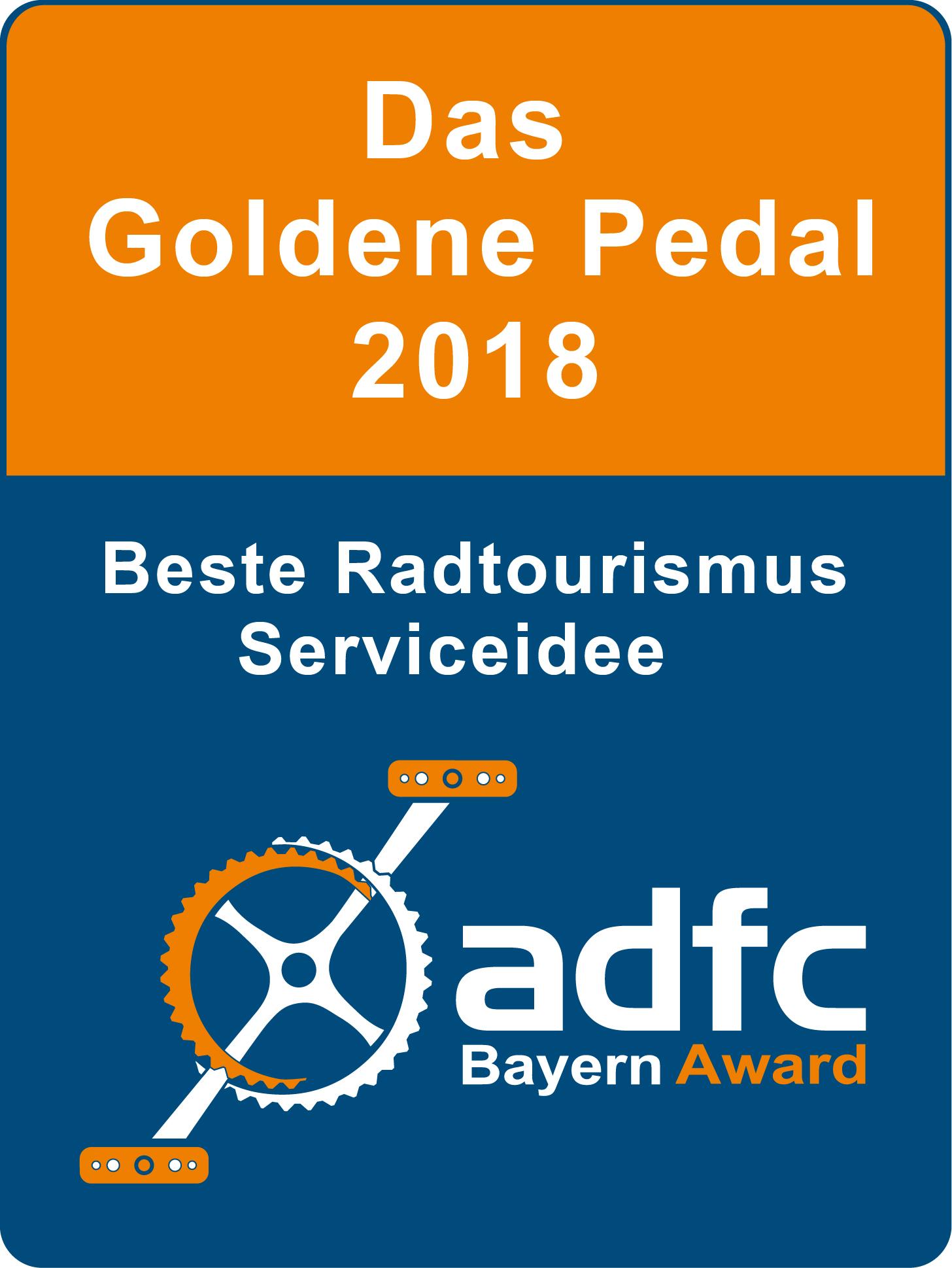 Goldenes Pedal